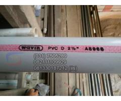 "Pipa PVC Rucika 2 1/2"" Standar D Kutacene Aceh"