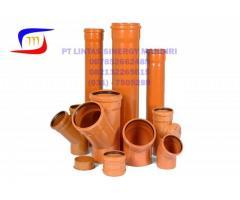Pipa Air Limbah U-PVC SDR 41 merek (RUCIKA/WAVIN) Ukuran 3