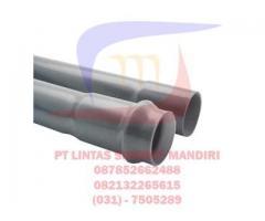 """Sedia PIPA PVC merek EXELLON ukuran 5/8"""" - 8"""" INCH"""
