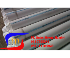 Sedia Pipa PVC & Fitting Tebal