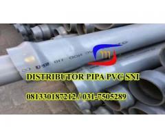 Distributor Pipa PVC SNI Kota Binjai Sumatera Utara