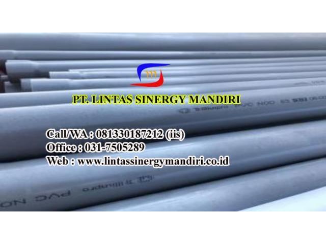 Distributor Pipa PVC SNI Murah - Kabupaten Dairi