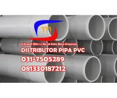 Ready pipa PVC beserta fitting