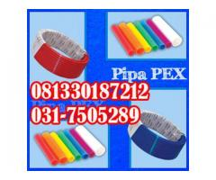Ready PIPA Pex/ Westpex air panas dan dingin