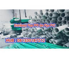 Distributor PIPA PPR dan PIPA PVC