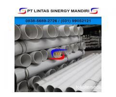 Pipa PVC SNI 06-0084-2002 S10, S12.5, S16