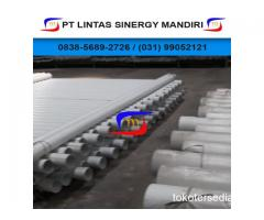 Pipa PVC Ramah Lingkungan & tahan terhadap tekanan tinggi