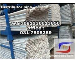 Pipa PVC (SNI,AW,D,C) Ukuran Lengkap,Kuat,Berkualitas KAB MALANG