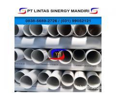 Ready Pipa PVC 1/2 inch - 12 inch Standar AW + Mof
