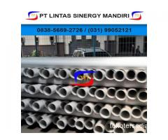 Ready Pipa PVC 1/2 inch - 12 inch Standar D + Mof