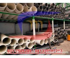 Pipa PVC Murah Balikpapan - Supramas, Supralon, Excellon