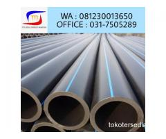 Pipa HDPE SNI Black High Quality