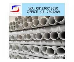 Pipa PVC Putih (SNI,AW,D,C) Lengkap Beserta Fitting - Sidoarjo