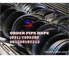 Distributor Pipa HDPE Kab. Fakfak