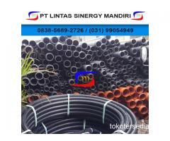 PIPA HDPE SNI PN 10, PN 16, PN 12.5 READY STOK