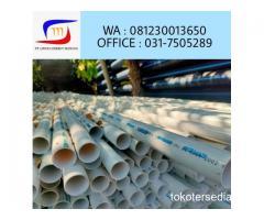 Pipa PVC Rucika Standar AW,D,C Lengkap Beserta Ukurannya - Malang