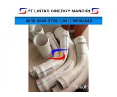 FITTING  PVC SNI RUCIKA LOK SEMUA UKURAN READY