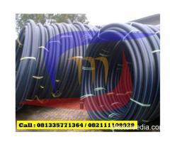 Pipa HDPE Berbagai macam ukuran dan diameter