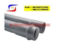 Pipa PVC SNI S 12,5 Mof & RR