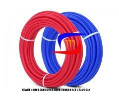 Tersedia Pipa PEX Westpex Merah dan Biru