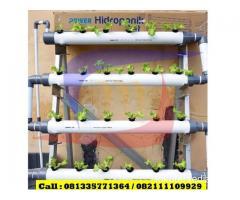Hidroponik Satu Set Murah & Praktis Ready Stock