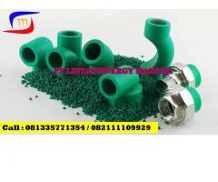 Fitting Pipa PPR Dapat digunakan untuk air panas dan dingin