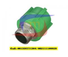 Male Thread Joint Fitting Pipa PPR