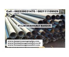 Pipa HDPE Beserta Jasa Pemasangan Pipa