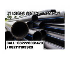 Pipa HDPE Panjang 6 M / Btg