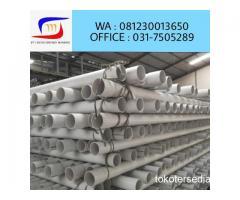 PIPA PVC SUPRAMAS AW,D,C UKURAN LENGKAP