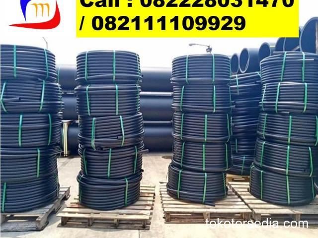 PIPA HDPE READY BATANGAN 6 M DAN ROLL