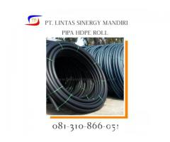 """READY STOK PIPA HDPE ROLL 4"""" 50M/ ROLL"""