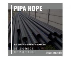 DISTRIBUTOR PIPA HDPE SIAP KIRIM KE SELURUH INDONESIA !!!