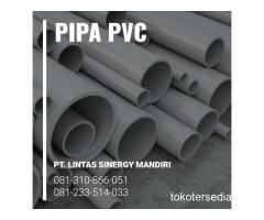 Pipa PVC Putih berbagai diameter Ready Kawasan Jawa Timur !!!