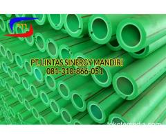 "READY STOK PIPA PP-R GREEN PN 16 UK 1"" RUCIKA"