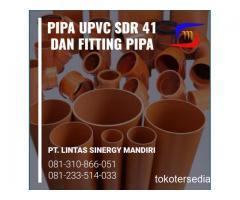 Pipa PVC Limbah SDR 41