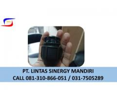 FITTING END CAP PIPA HDPE SIAP ANGKUT