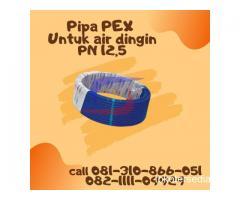 SUPLAYER PIPA PEX UNTUK AIR DINGIN UKURAN 16MM,20MM,25MM