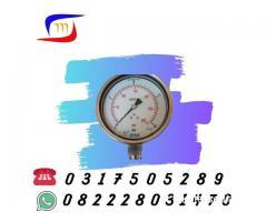 pressure gauge merk wika