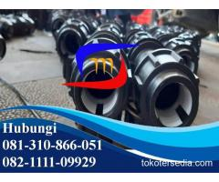 FITTING HDPE ELBOW 90 COMPRESSION JOINT
