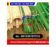 Jual Pipa PVC Maspion Abu dan Putih READY Genuk Semarang