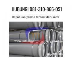 JUAL PIPA PVC STANDART SNI PANJANG 6 METER -SEMARANG GENUK
