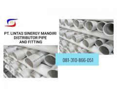 DISTRIBUTOR PIPA PVC SUPRAMAS KAWASAN SEMARANG
