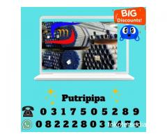 pipa galvanis all size