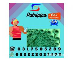 pipa ppr pn 16 ready stock all size