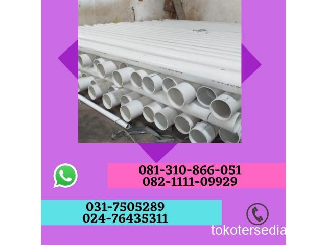 DISTRIBUTOR PVC SUPRAMAS PANJANG 4 METER - MADIUN