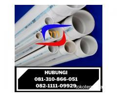 READY STOK PIPA PVC RUCIKA PANJANG 4 METER