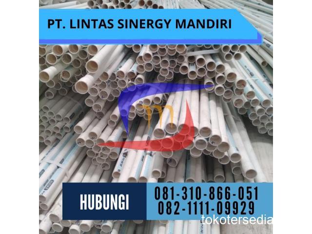 READY STOK PIPA PVC PANJANG 4 METER - SIDOARJO