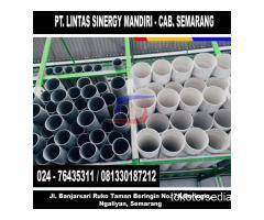 Pipa PVC Supramas Semarang Ready Stok