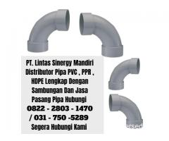 Long Elbow PVC